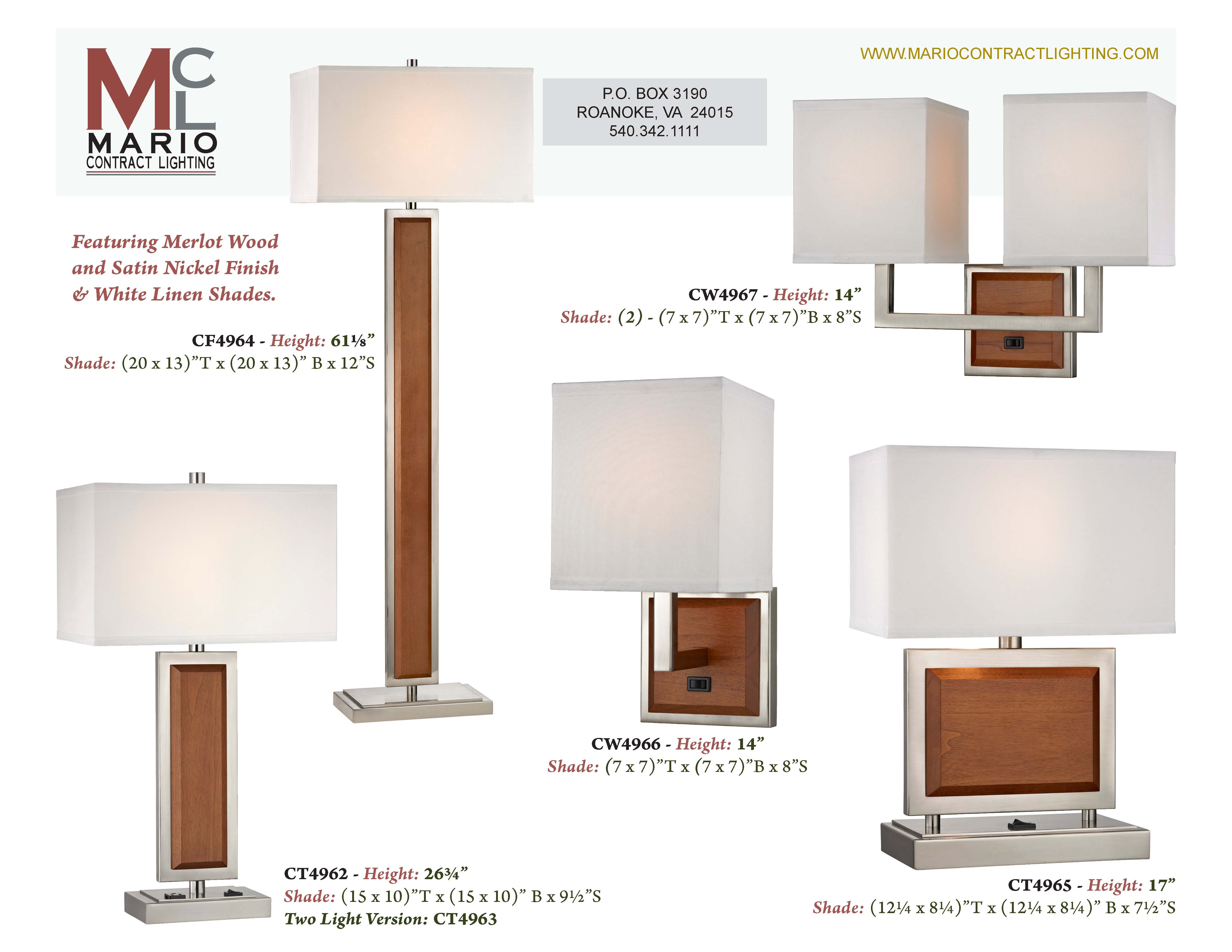 ct4962 | table lamp | mario contract lighting