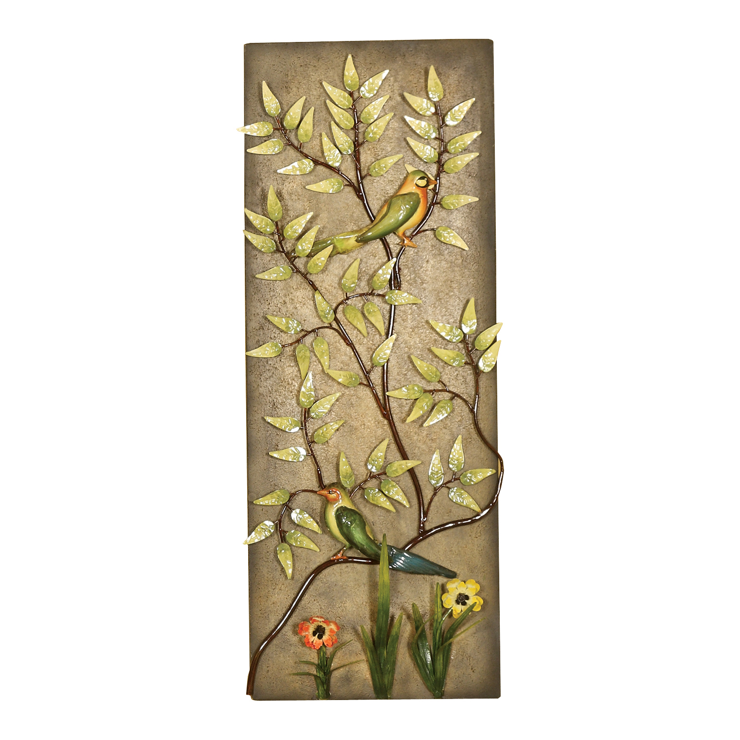 Flower Wall Paneling : Floral wall panel mario contract lighting