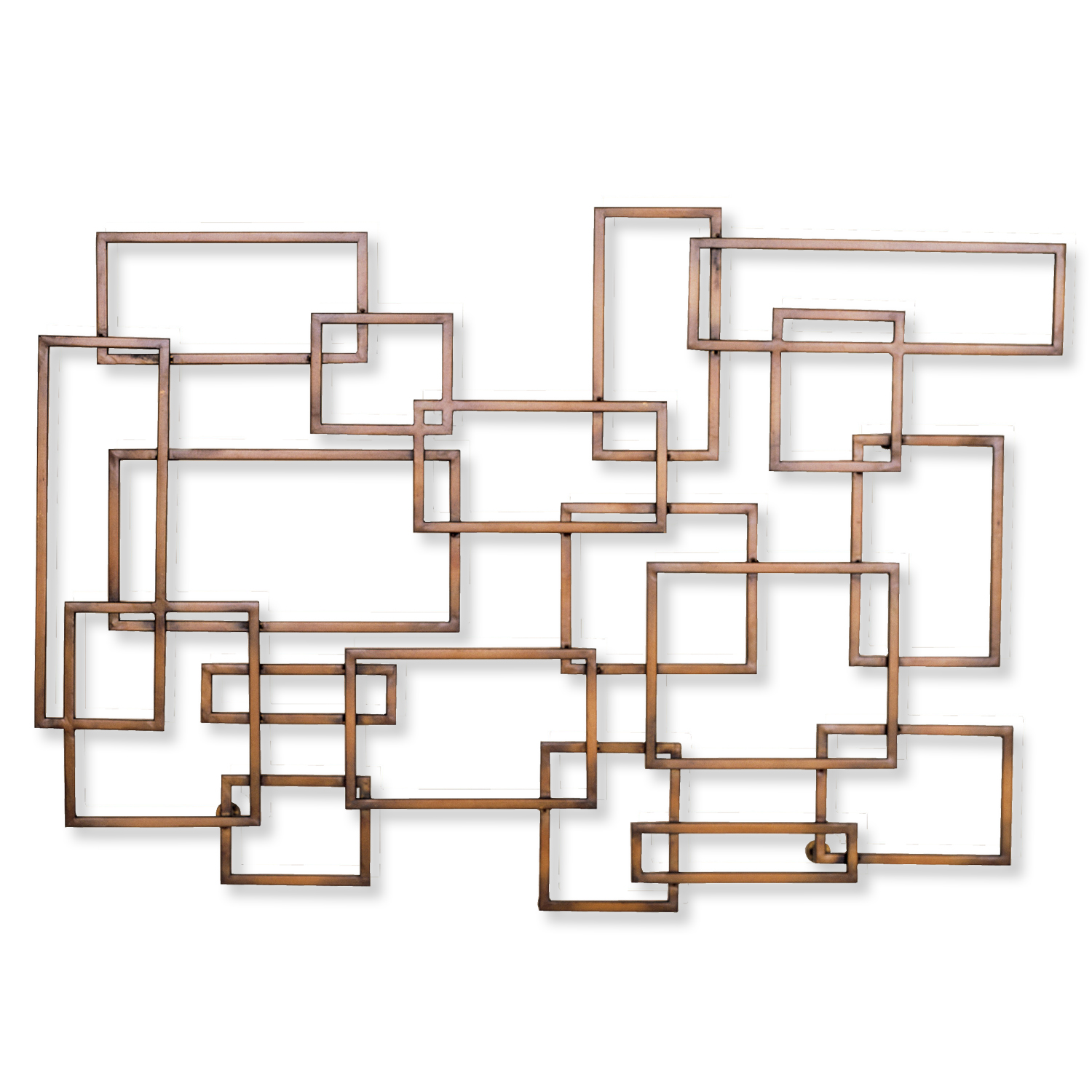 Geometric Metal Wall Decor : Geometric wall decor mario contract lighting