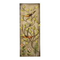 2155 | Floral Wall Panel