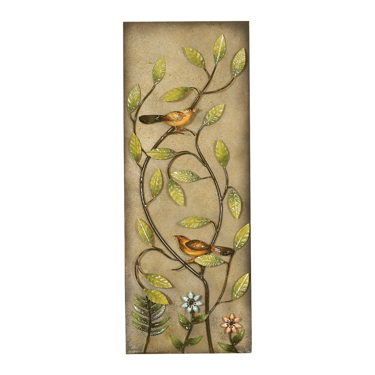 2156 Floral Wall Panel Mario Contract Lighting