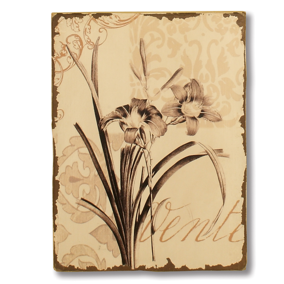 2197 | Floral Wall Art | Mario Contract Lighting