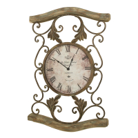 2449 | Driftwood Wall Clock