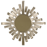 2453 | Metal Works Wall Mirror