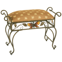 2507 | Butterfly Bench