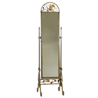 2508 | Butterfly Cheval Mirror