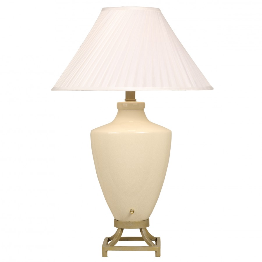 C9585 table lamp mario contract lighting for Contract decor international inc
