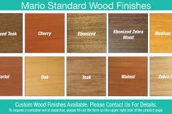Mario Standard Wood Images