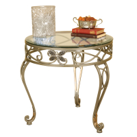 2100 | Dragonfly Round Side Table