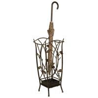 2131 | Metal Leaf Umbrella Stand