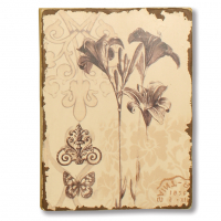 2196 | Floral Wall Art