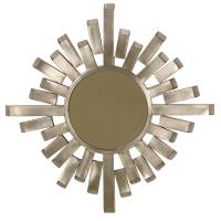 2453 | Metal Works Wall Mirror