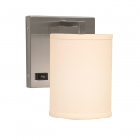 <strong>EXG-401L/CW5294</strong><br>Single Headboard Sconce (Left)