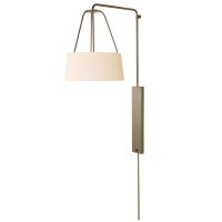 <strong>EXG-402N/CW5298KN</strong><br>Nat Scheme Wall Sconce