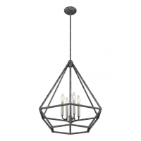 CC5797 | 4 Light Pendant<br><strong> Minimum – 6 Pieces</strong>