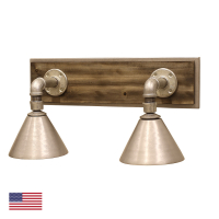 CW5939 | Industrial Pipe Wall Sconce<br><strong> Minimum – 12 Pieces</strong>