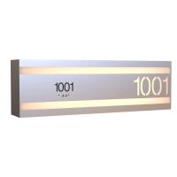 CS6155 | Illuminated Room Number