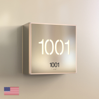 CS6277 | Illuminated Room Number<br><strong> Minimum – 25 Pieces</strong>