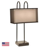 CT6268 | Table Lamp<br><strong> Minimum – 25 Pieces</strong>