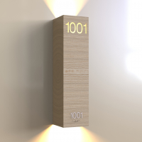 CS6363 | Illuminated Room Number<br><strong> Minimum – 25 Pieces</strong>