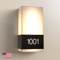 CS6364 | Illuminated Room Number<br><strong> Minimum – 25 Pieces</strong>