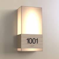 CS6364 | Illuminated Room Number