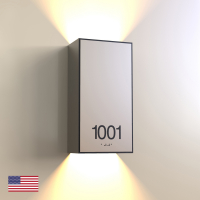 CS6366 | Illuminated Room Number<br><strong> Minimum – 25 Pieces</strong>