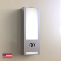 CS6368 | Illuminated Room Number<br><strong> Minimum – 25 Pieces</strong>