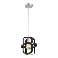 CC6495 | 1 Light Pendant<br><strong> Minimum – 6 Pieces</strong>