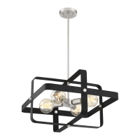 CC6496 | 4 Light Pendant<br><strong> Minimum – 6 Pieces</strong>