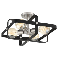 CC6498 | 4 Light Fixture<br><strong> Minimum – 6 Pieces</strong>