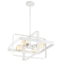CC6521 | 4 Light Pendant<br><strong> Minimum – 6 Pieces</strong>
