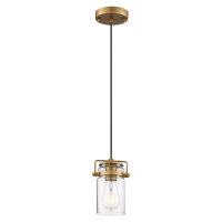 CC6530 | 1 Light Pendant <br><strong> Minimum – 6 Pieces</strong>