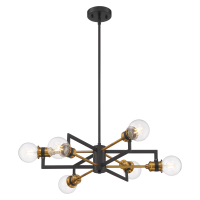 CC6568 | 6 Light Fixture<br><strong> Minimum – 6 Pieces</strong>
