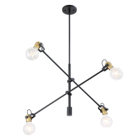 CC6572 | 4 Light Pendant <br><strong> Minimum – 6 Pieces</strong>