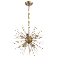CC6576 | 8 Light Pendant <br><strong> Minimum – 6 Pieces</strong>