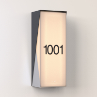 CS6650 | Illuminated Room Number<br><strong> Minimum – 25 Pieces</strong>