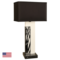 CT5829-BK | Table Lamp