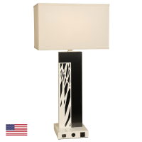 CT5829-WH | Table Lamp<br><strong> Minimum – 12 Pieces</strong>
