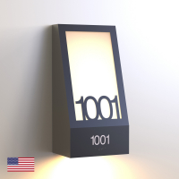 CS6961 | Illuminated Room Number<br><strong> Minimum – 25 Pieces</strong>